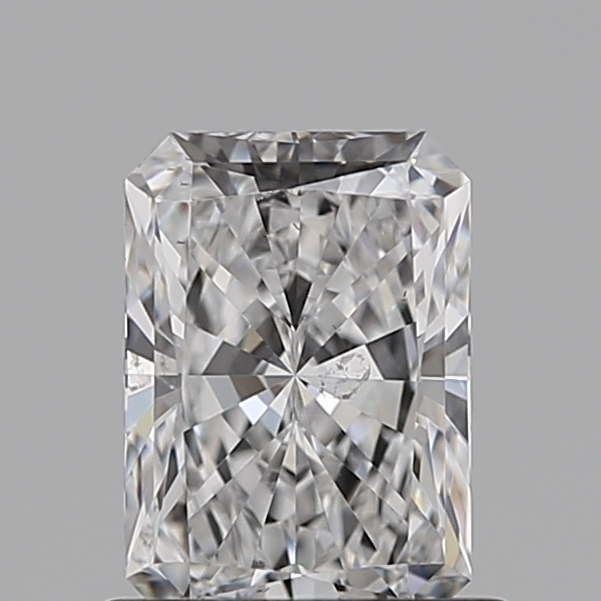 Radiant Cut 0.77 Carat D Color Si1 Clarity Sku 1523762448