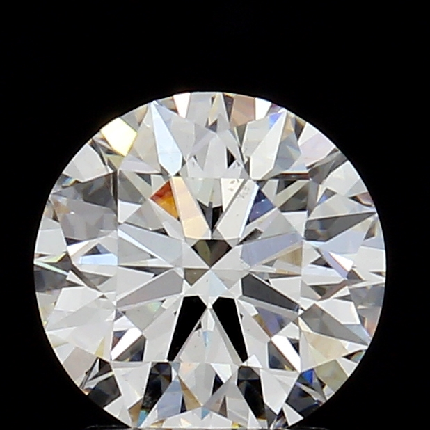 Loose Diamonds Round Cut 1.710 Carat G Color Si1 Clarity Sku 1679613429