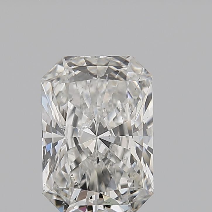 Radiant Cut 1.010 Carat G Color Si2 Clarity Sku 4025250908