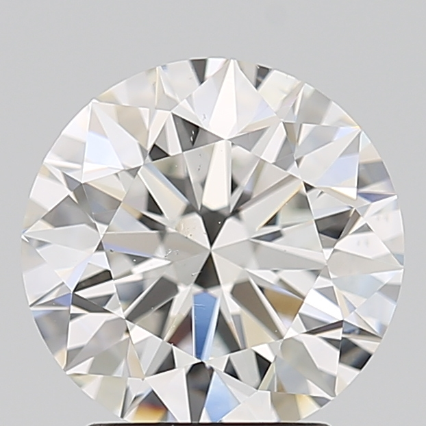 Loose Diamonds Round Cut 2.250 Carat G Color Si1 Clarity Sku 835424204