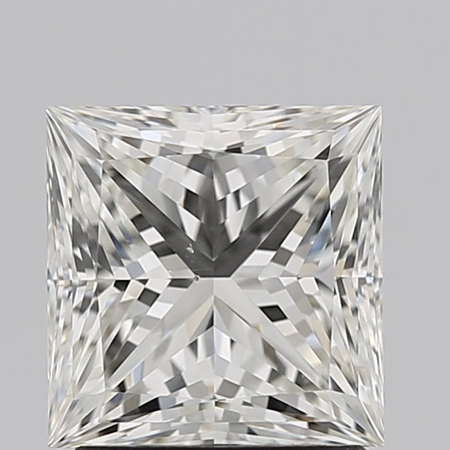Princess Cut 1.550 Carat I Color Vs2 Clarity Sku 2765677445