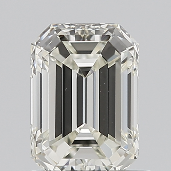 Emerald Cut 0.910 Carat K Color Vs1 Clarity Sku 1559735037