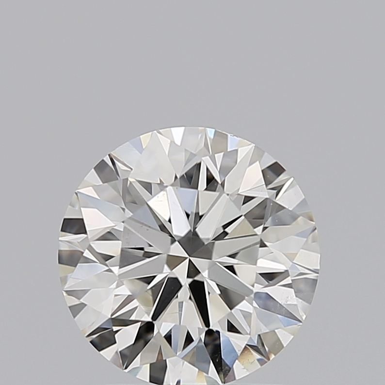 Loose Diamonds Round Cut 1.400 Carat G Color Si1 Clarity Sku 3786914176