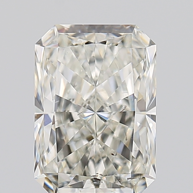 Radiant Cut 2.010 Carat I Color Si1 Clarity Sku 785677107