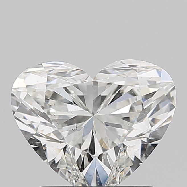 Heart Cut 1.210 Carat I Color Si1 Clarity Sku 1446361883