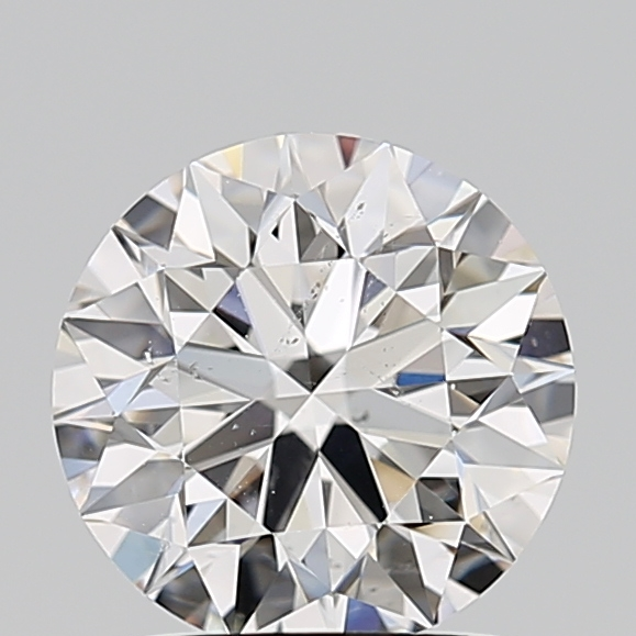 1.40 Carat E-SI1 Ideal Cut Round Diamond