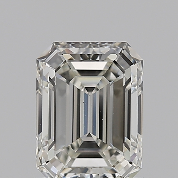 Emerald Cut 0.950 Carat I Color Vs2 Clarity Sku 187230891