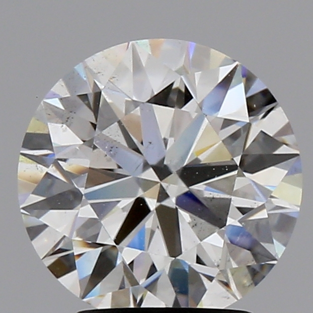 Loose Diamonds Round Cut 2.400 Carat G Color Si1 Clarity Sku 2126959960