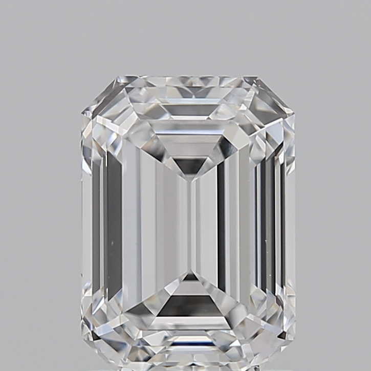Emerald Cut 1.51 Carat E Color Vs2 Clarity Sku Lg94102829