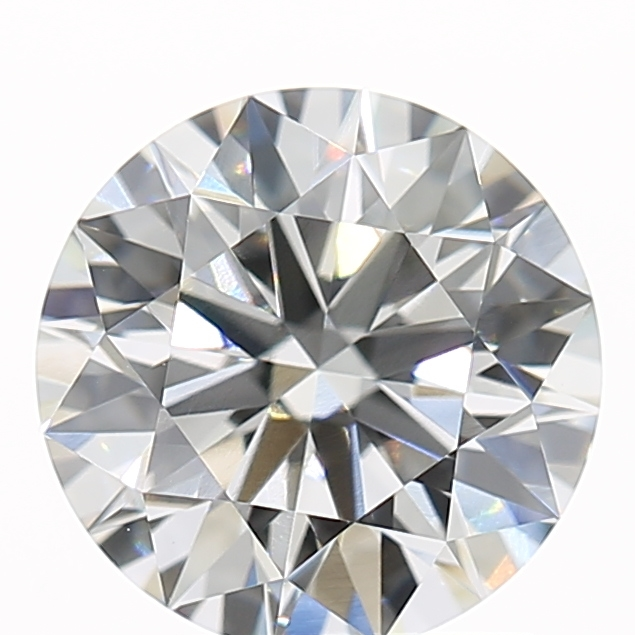 1.14 Carat F-VS1 Ideal Round Diamond